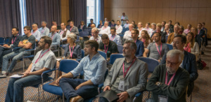 Attendees at IPTC's Photo Metadata Conference 2017 in Berlin.
