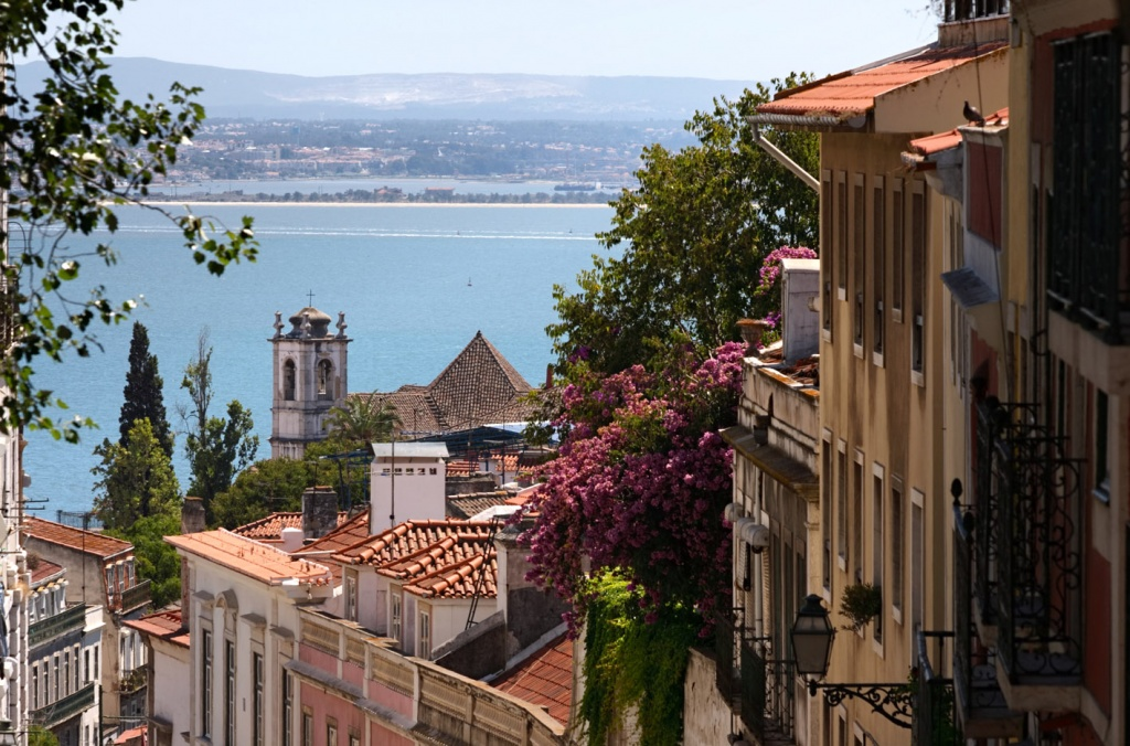 Lisbon view - Image courtesy Turismo de Lisboa