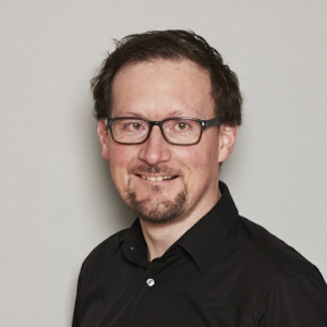 Brendan Quinn, Managing Director, IPTC