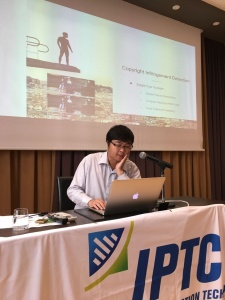 Tao Chen, 500px, lead of the IPTC AI Expert Group
